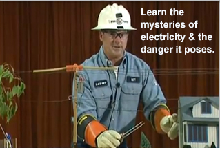 Outdoor Electrical Safety Video